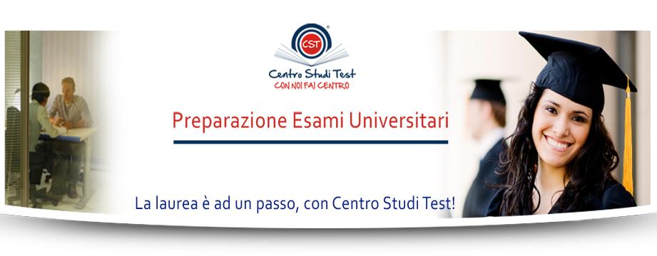 Preparazione Universitaria Centro Studi Test